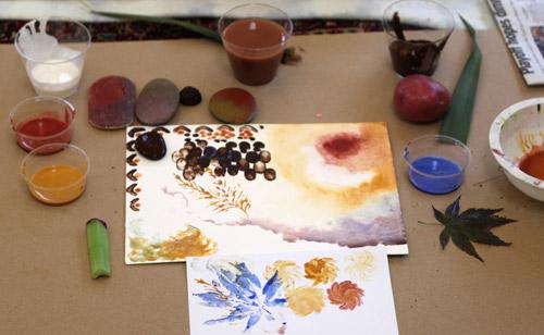 Natural Art Materials
