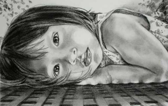 Charcoal Portraits